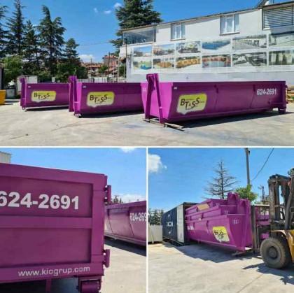 Barbados , Delivered 18 Yard Dumpsters