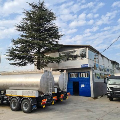 IRAQ – IVECO Food Grade Tankers 3 pcs Delivered to US Embassy